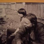Manželé Chnápkovi v sedmdesátých letech