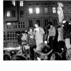 Listopad 1989 na náměstí Svobody v Brně